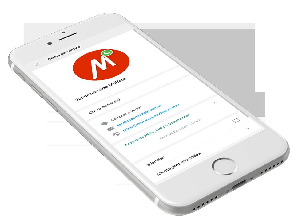 Com o WhatsApp Marketing da Sac Digital você pode muito mais.
