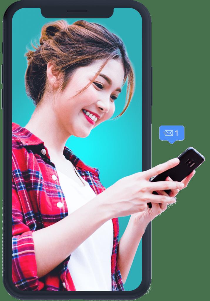 Utilizando o WhatsApp Marketing e o envio de SMS em massa da Sac Digital você pode muito mais