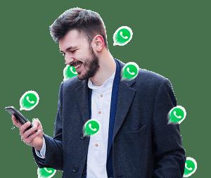 Sistema ideal para atendimentos WhatsApp