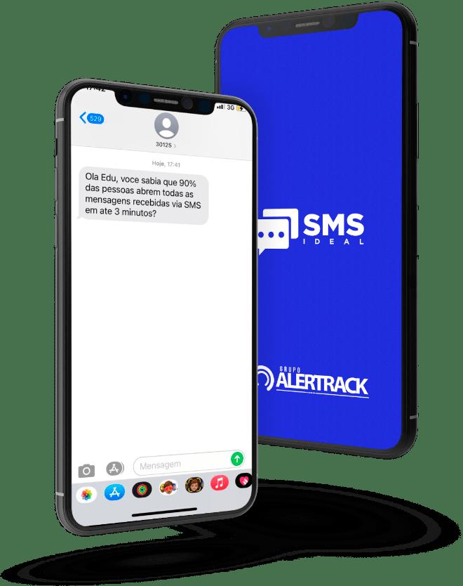 Envio de sms em massa de forma profissional