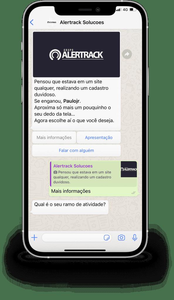 WhatsApp Business API com MENU